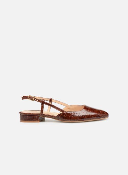 Sandales et nu-pieds Jonak DHAPSANS Marron vue derrière