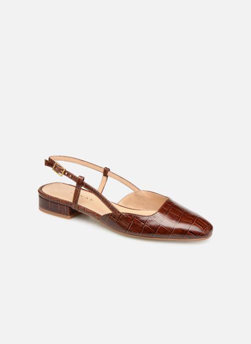 Sandales et nu-pieds Jonak DHAPSANS Marron vue détail/paire