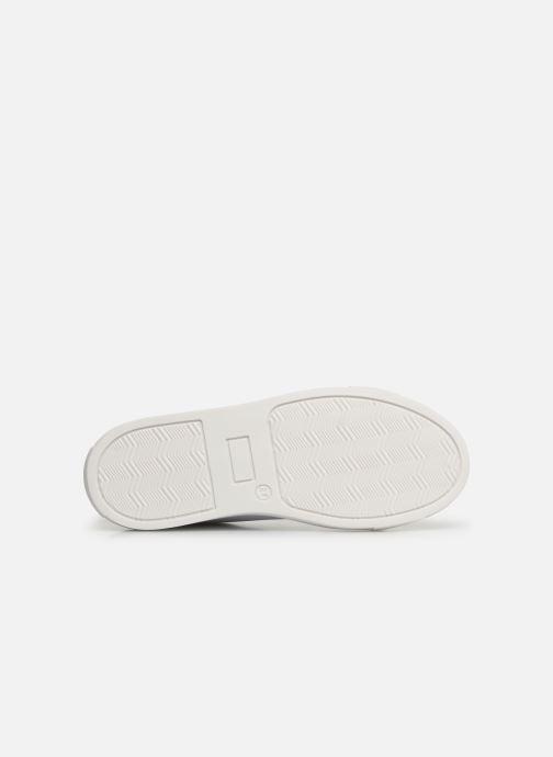Sneakers KARL LAGERFELD Basket Z29016 Wit boven