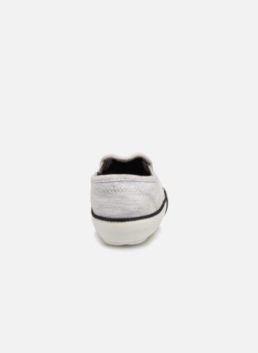 Pantoffels KARL LAGERFELD Chaussons Z99004 Grijs rechts
