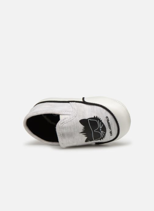 Chaussons KARL LAGERFELD Chaussons Z99004 Gris vue gauche