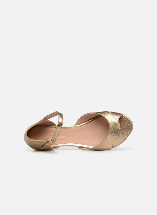 gold Chama Rose Ballerinas Georgia 357452 bronze 5BpE8nwq