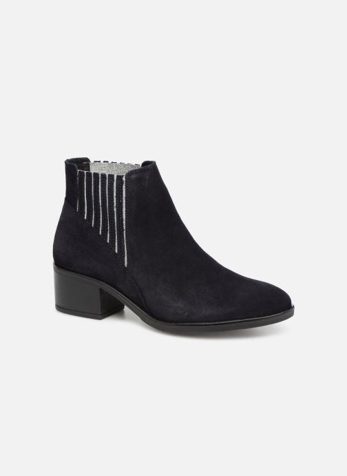 Bottines et boots Georgia Rose Caulia Bleu vue détail/paire