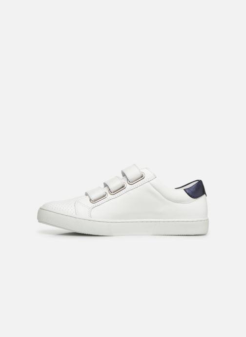 Sneakers Georgia Rose Cypriane Hvid se forfra