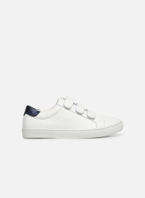 Sneakers Georgia Rose Cypriane Hvid se bagfra