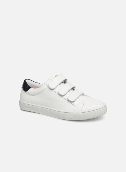 Sneakers Georgia Rose Cypriane Hvid detaljeret billede af skoene