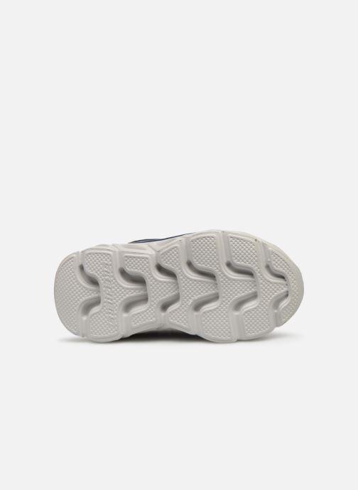 Baskets Skechers Hypno-Flash 3.0 Bleu vue haut