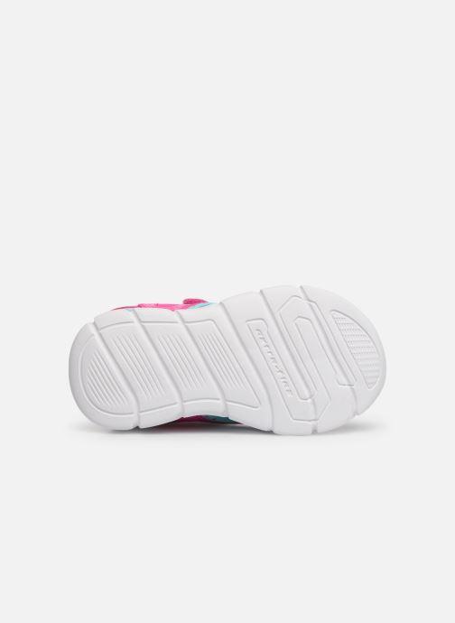 Sandales et nu-pieds Skechers C-Flex Sandal Rose vue haut