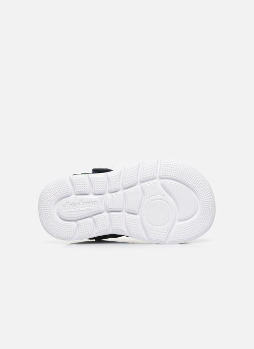 Sandalen Skechers C-Flex Sandal blau ansicht von oben