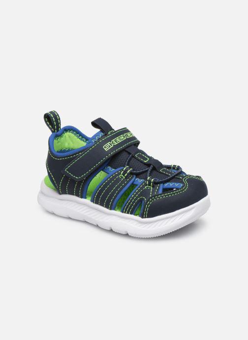 Sandalen Skechers C-Flex Sandal blau detaillierte ansicht/modell
