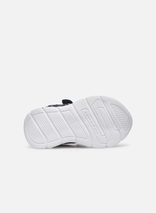 Sandali e scarpe aperte Skechers C-Flex Sandal Azzurro immagine dall'alto