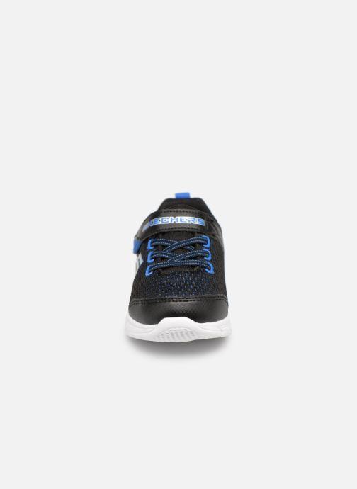 Chaussures de sport Skechers Comfy Flex Interdrift Noir vue portées chaussures
