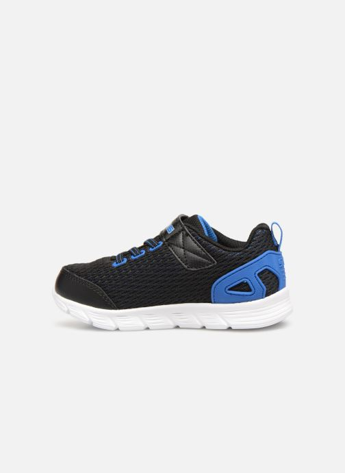 Sportschoenen Skechers Comfy Flex Interdrift Zwart voorkant