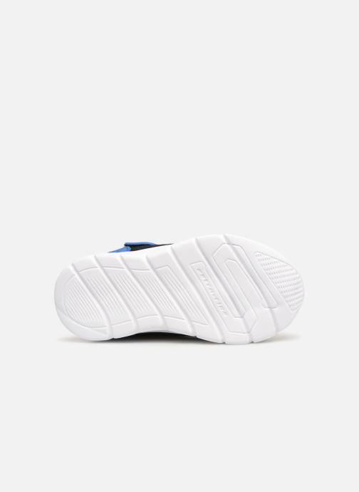 Chaussures de sport Skechers Comfy Flex Interdrift Noir vue haut