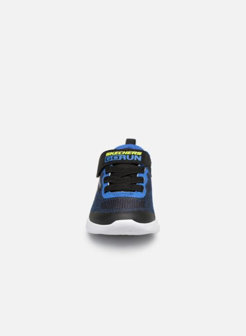 Zapatillas de deporte Skechers Go Run 600 Farrox BB Azul vista del modelo