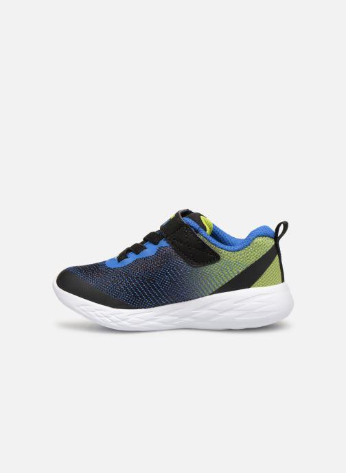 Zapatillas de deporte Skechers Go Run 600 Farrox BB Azul vista de frente