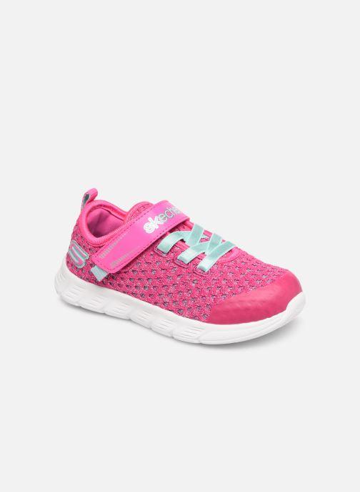 Chaussures de sport Skechers Comfy Flex Sparkle Dash Rose vue détail/paire