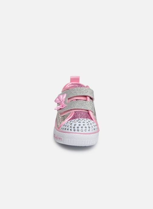 Sneakers Skechers Shuffle Lite Mini Mermaid Zilver model