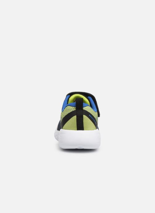 Sportschoenen Skechers Go Run 600 Farrox Blauw rechts