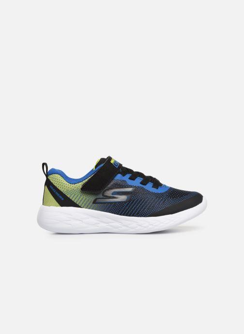 Sportschoenen Skechers Go Run 600 Farrox Blauw achterkant