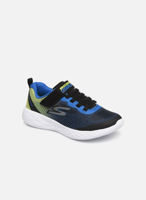 Sportschoenen Skechers Go Run 600 Farrox Blauw detail