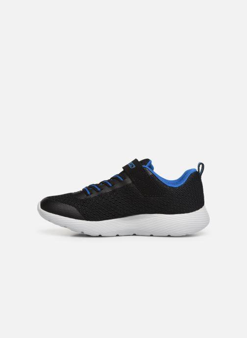 Chaussures de sport Skechers Dyna-Lite Noir vue face