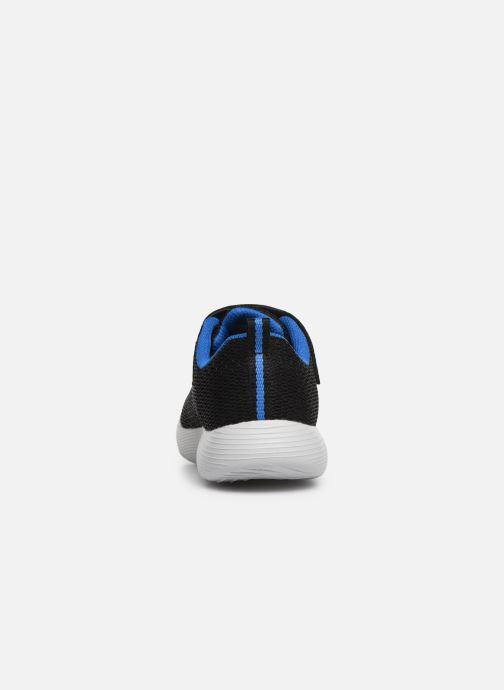 Zapatillas de deporte Skechers Dyna-Lite Negro vista lateral derecha