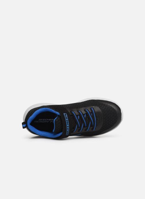Zapatillas de deporte Skechers Dyna-Lite Negro vista lateral izquierda