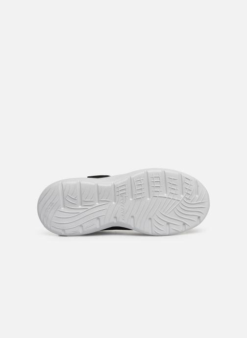 Chaussures de sport Skechers Dyna-Lite Noir vue haut