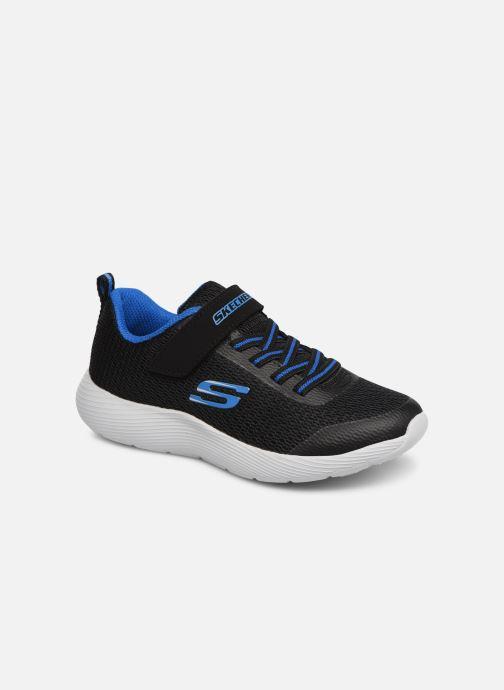 Sportschoenen Skechers Dyna-Lite Zwart detail