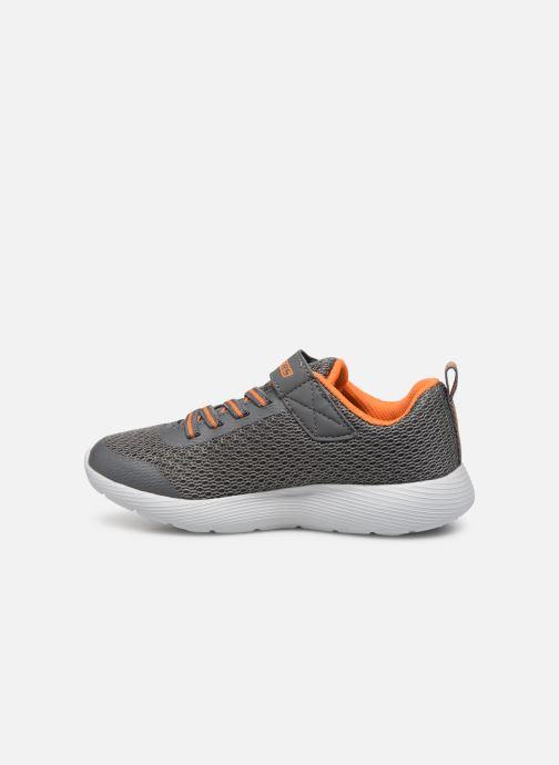 Chaussures de sport Skechers Dyna-Lite Gris vue face