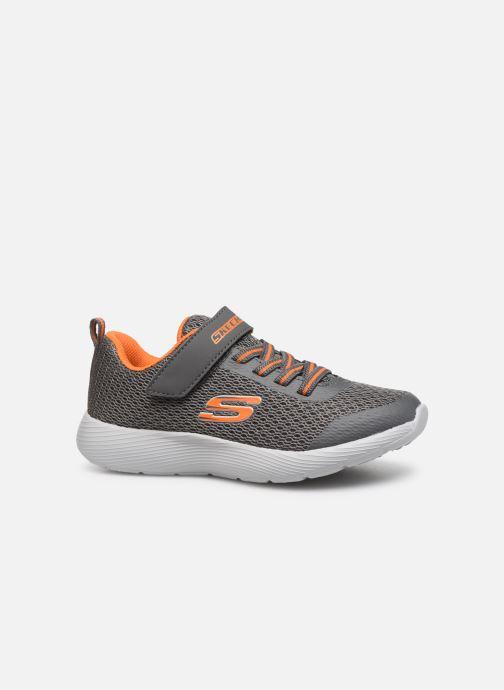 Chaussures de sport Skechers Dyna-Lite Gris vue derrière
