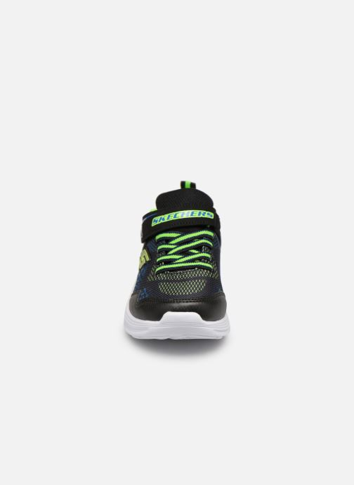 Zapatillas de deporte Skechers Erupters Iii Derlo Azul vista del modelo