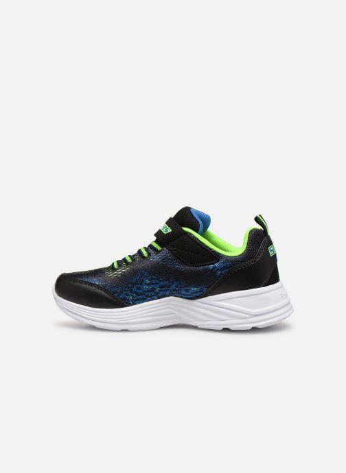 Zapatillas de deporte Skechers Erupters Iii Derlo Azul vista de frente