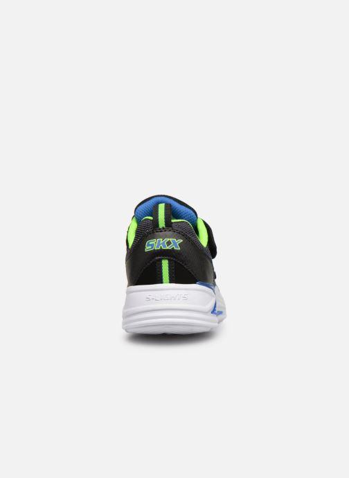 Zapatillas de deporte Skechers Erupters Iii Derlo Azul vista lateral derecha