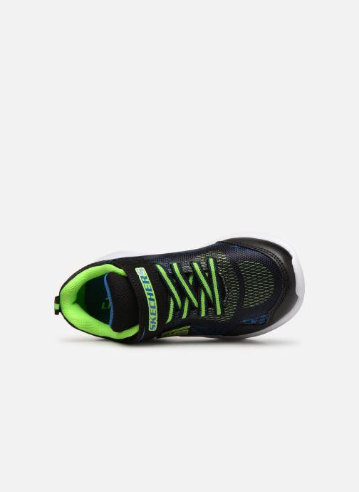 Zapatillas de deporte Skechers Erupters Iii Derlo Azul vista lateral izquierda