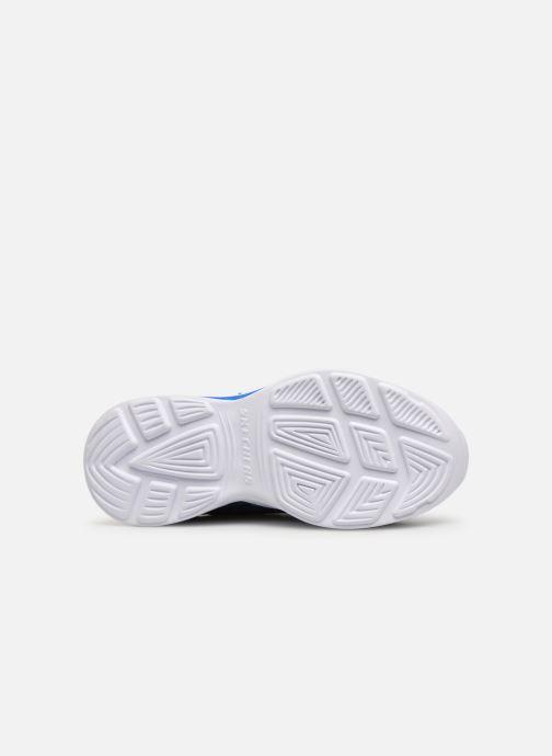 Chaussures de sport Skechers Erupters Iii Derlo Bleu vue haut