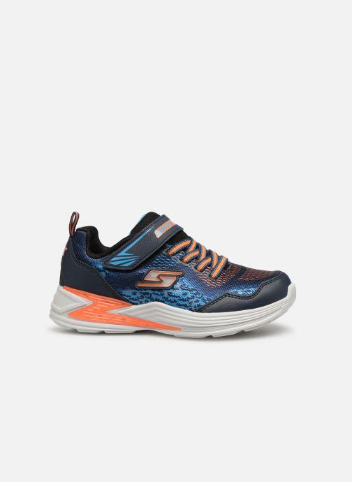 Chaussures de sport Skechers Erupters Iii Derlo Bleu vue derrière