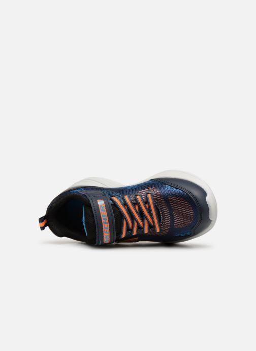Chaussures de sport Skechers Erupters Iii Derlo Bleu vue gauche