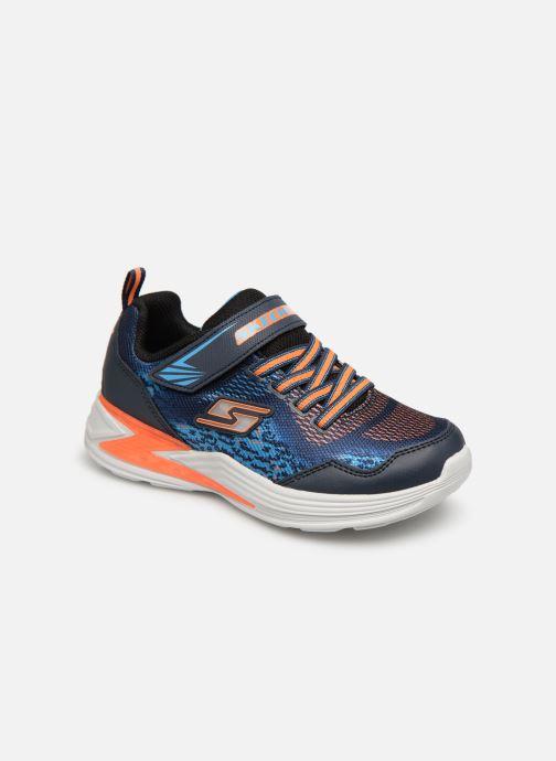 Chaussures de sport Skechers Erupters Iii Derlo Bleu vue détail/paire
