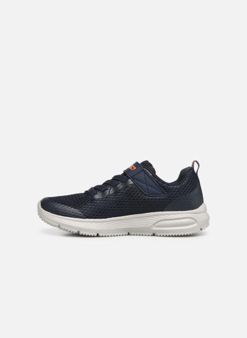 Baskets Skechers Dyna-Air Bleu vue face