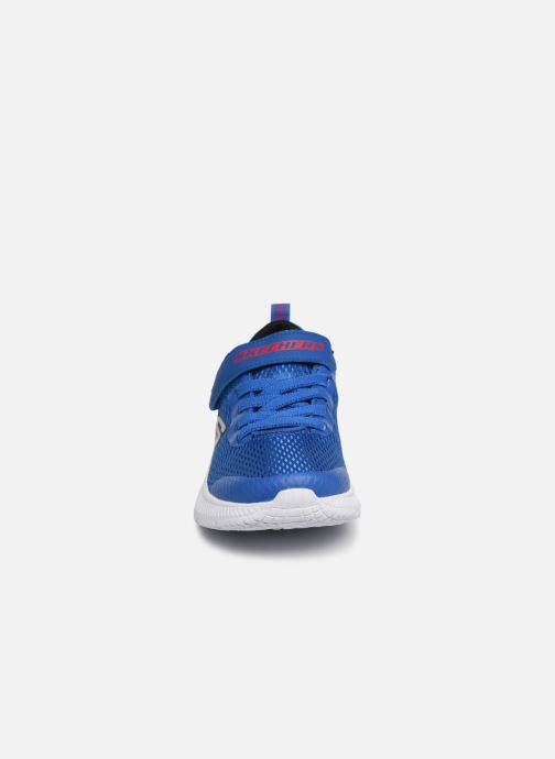 Trainers Skechers Dyna-Air Blue model view