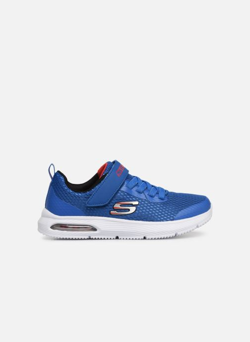 Trainers Skechers Dyna-Air Blue back view