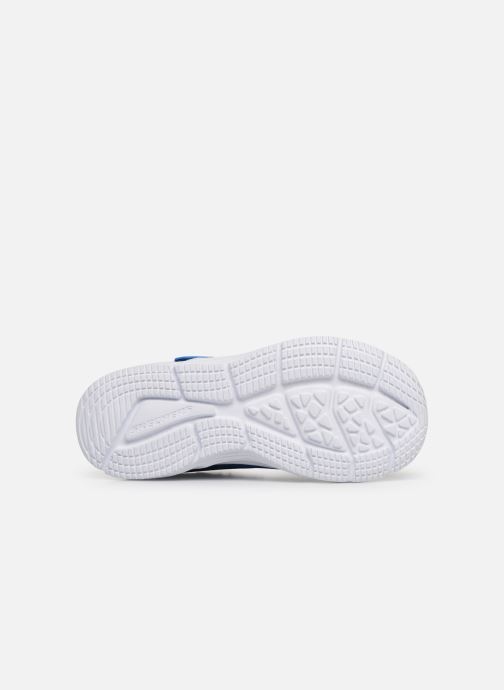 Trainers Skechers Dyna-Air Blue view from above