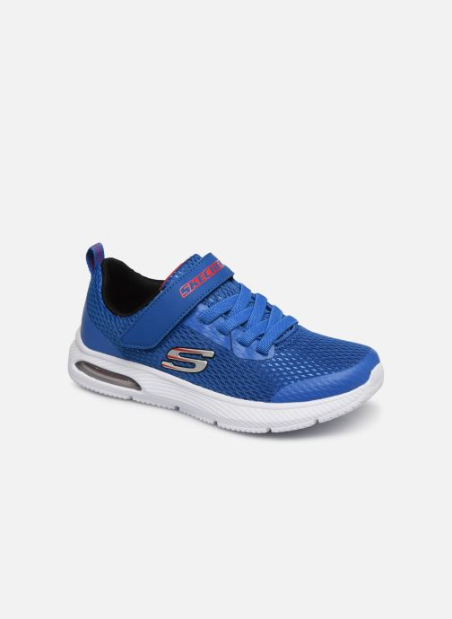 Trainers Skechers Dyna-Air Blue detailed view/ Pair view