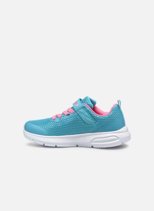 Sneaker Skechers Dyna-Air blau ansicht von vorne