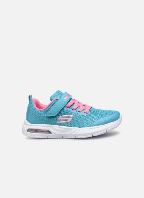 Sneaker Skechers Dyna-Air blau ansicht von hinten