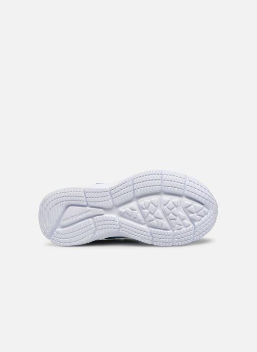 Sneaker Skechers Dyna-Air blau ansicht von oben