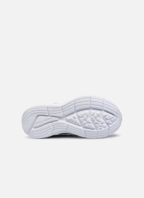 Sneakers Skechers Dyna-Air Blå bild från ovan