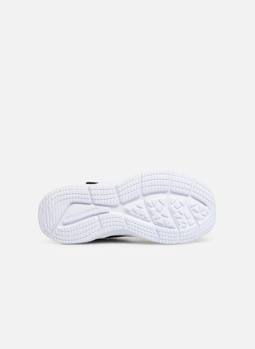 Sneaker Skechers Dyna-Air schwarz ansicht von oben